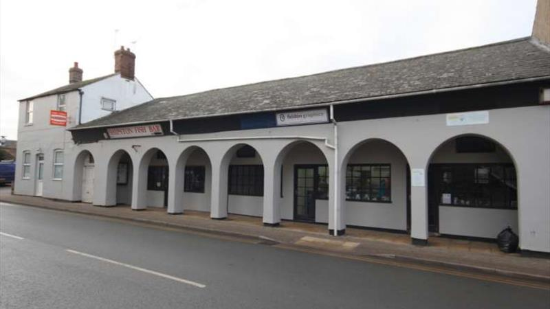Retail Premises In Prominent Location