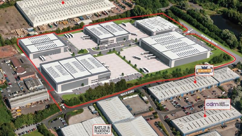 Prime New Business Park Development