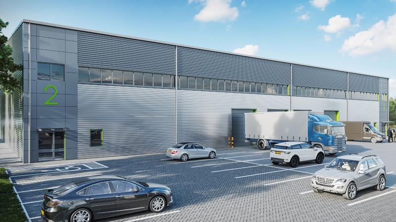 New Industrial Units On Secure Site