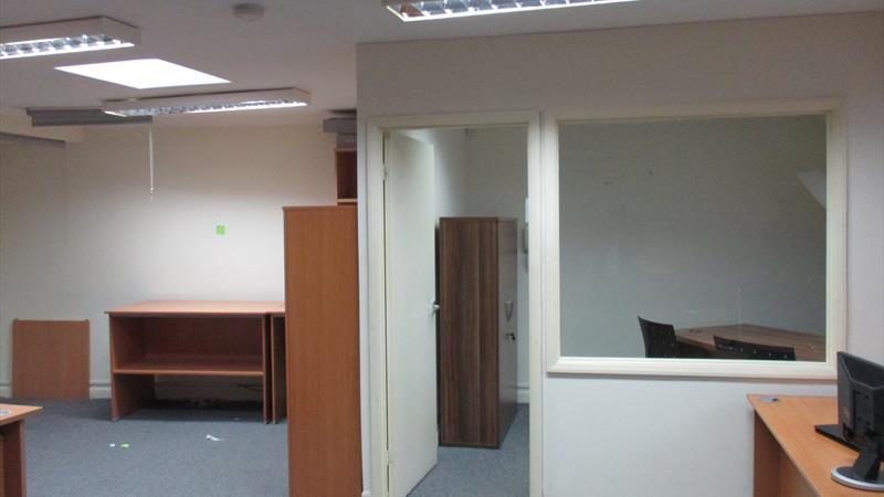 Self Contained First Floor Office Suite