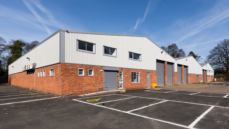 TO LET - Industrial/Warehouse Premises