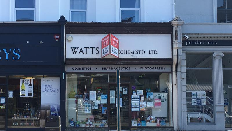 Lock-Up Retail Premises