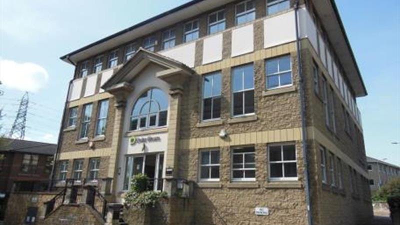 Office Suites Close to M4/M5 Interchange