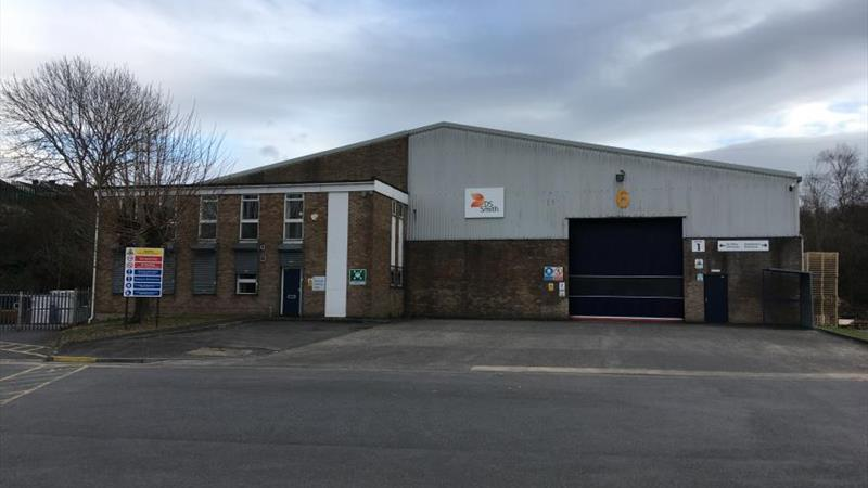 Detached Warehouse With Office Facilities