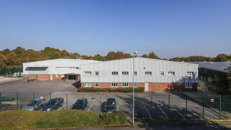 Detached Twin Bay Warehouse / Industrial Unit