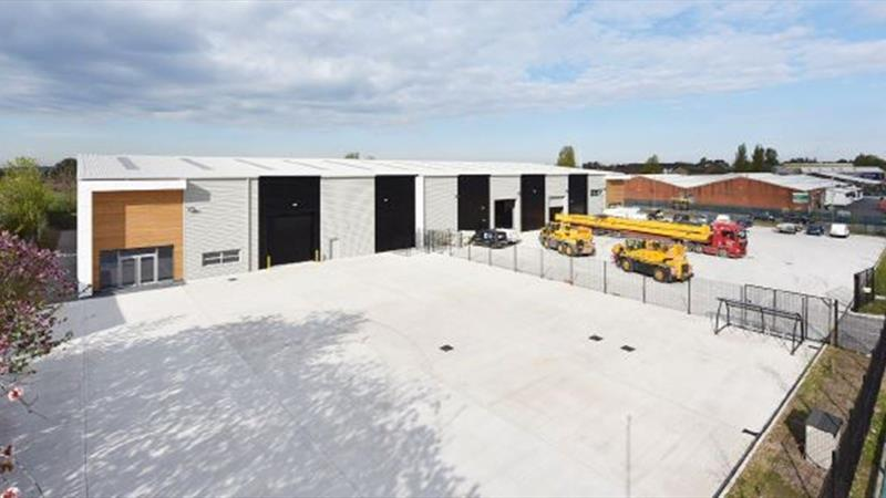 High Quality Industrial Unit on Secure Site