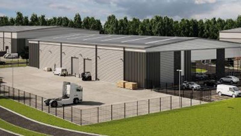 New Industrial / Warehouse Unit