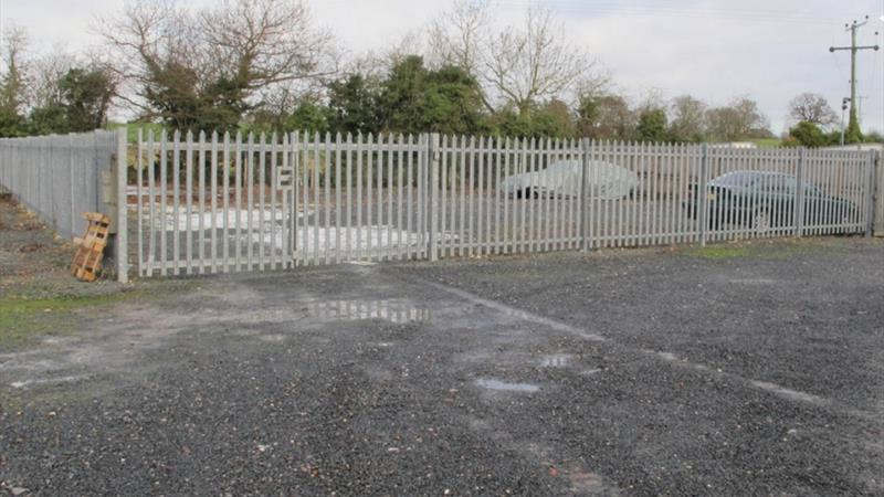 Secure Yard On Thriving Business Estate