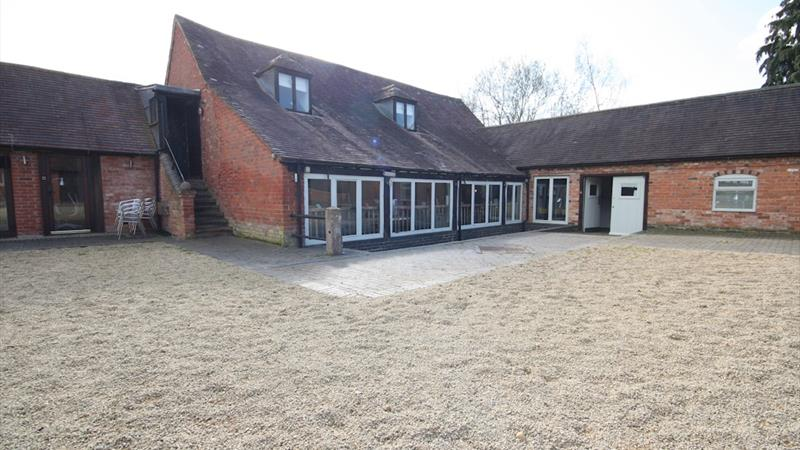 Offices In Converted Barn With High Speed Broadban