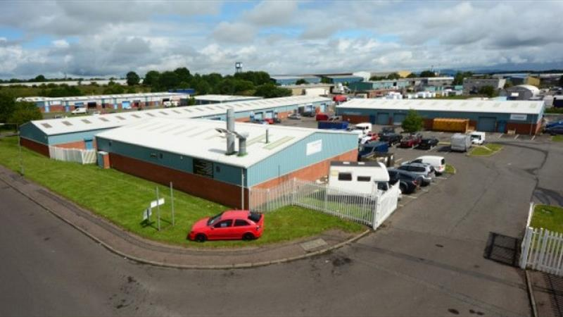 Industrial Premises With Vehicle Access