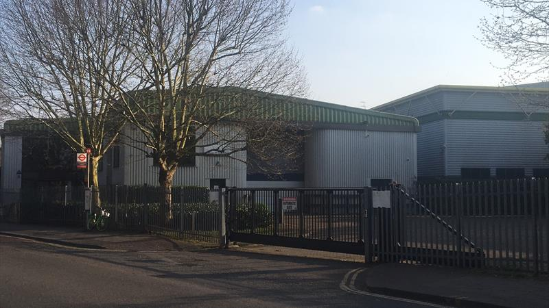 Secure Warehouse with High Quality Offices