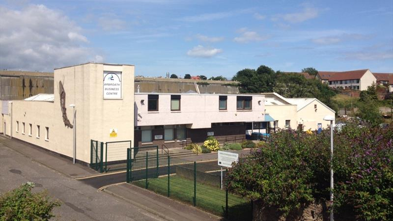 Unit 18 Arbroath Business Centre