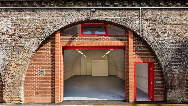 Refurbished Railway Arches