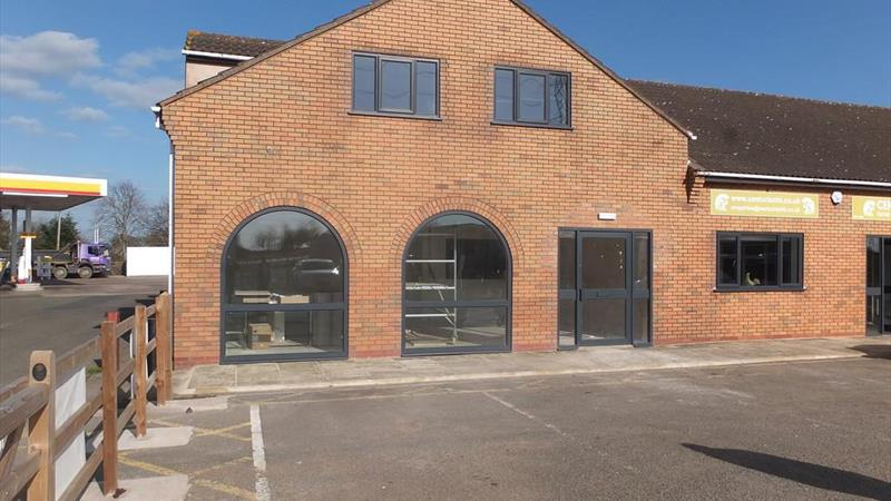 Four Modern Office Suites With Allocated Parking
