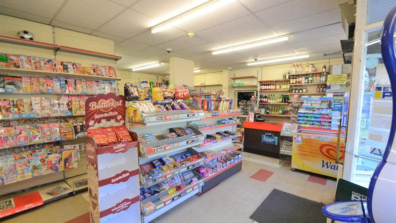 Newsagents / Convenience Store / Off License