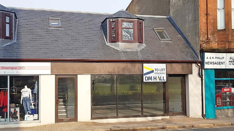 Retail Premises Suitable For A Variety Of Uses
