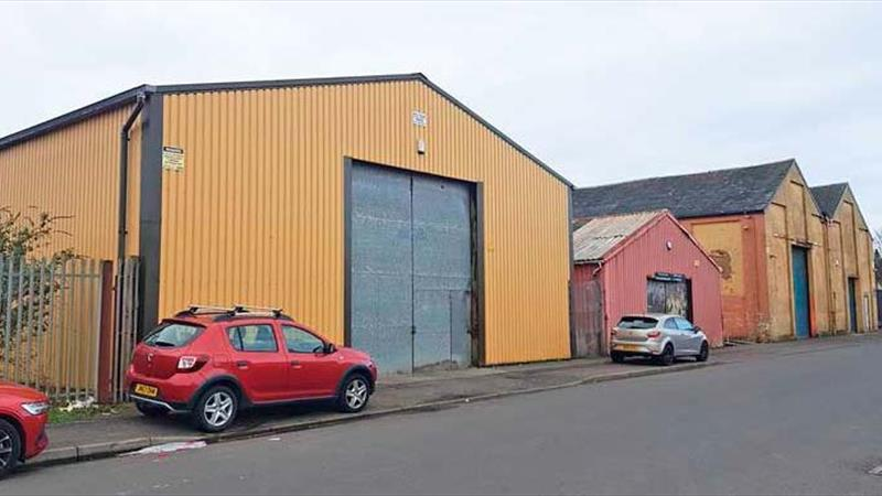 Three Detached Workshops/Garages