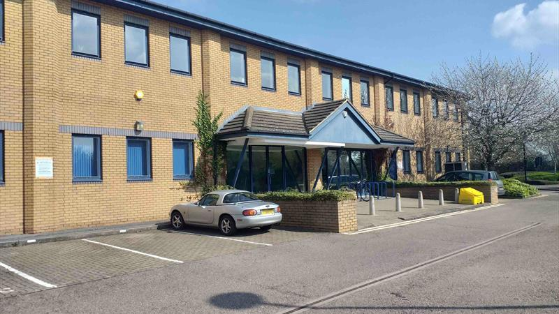 Modern Office Premises with Parking