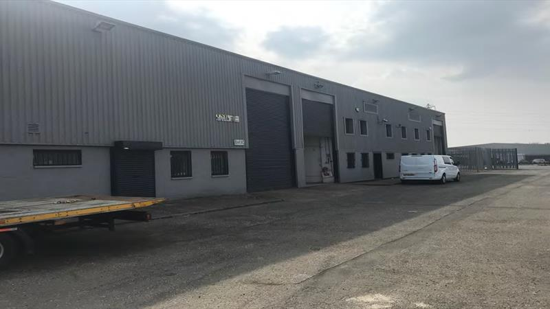 Warehouse With Good Road Network Access