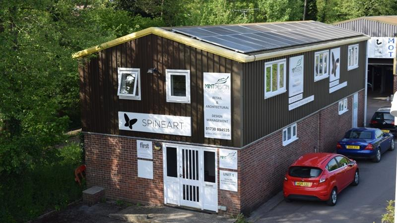 Self Contained Offices with On Site Parking