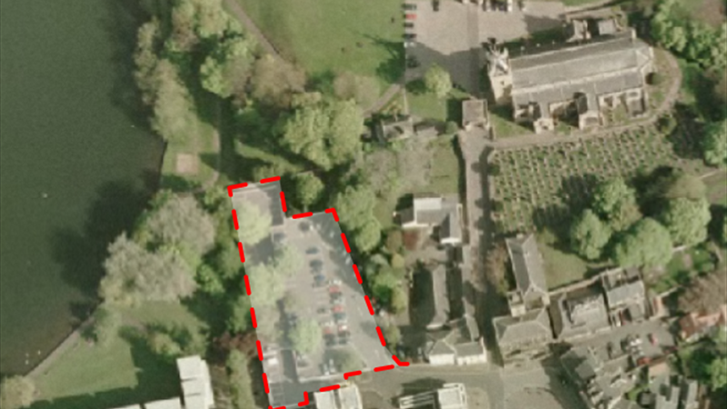 **CLOSING DATE SET**  The Vennel Car Park