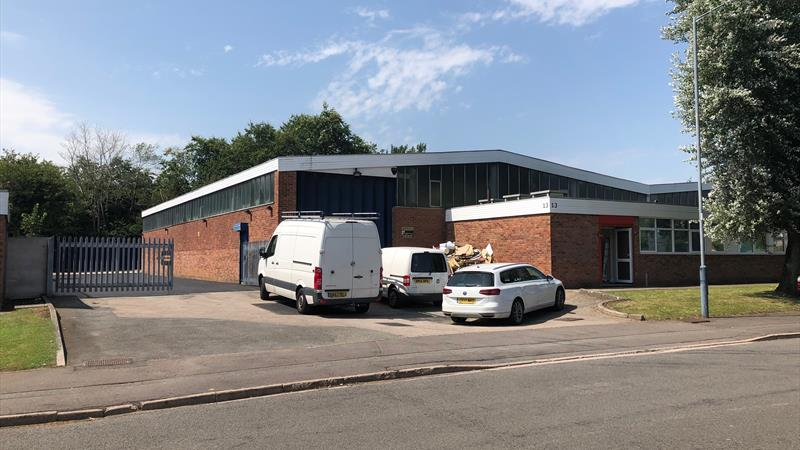 To Let - Industrial/Warehouse Unit