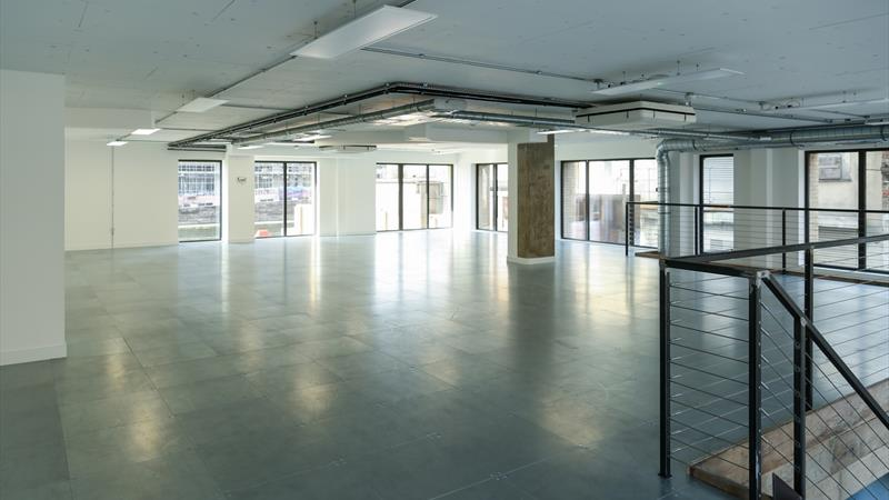 Self-Contained Office Suites Over Two Floors