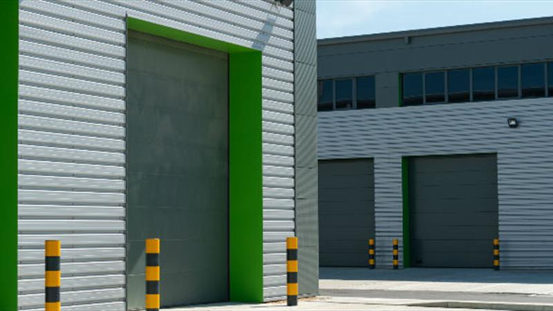 New Industrial Units In Secure Business Park