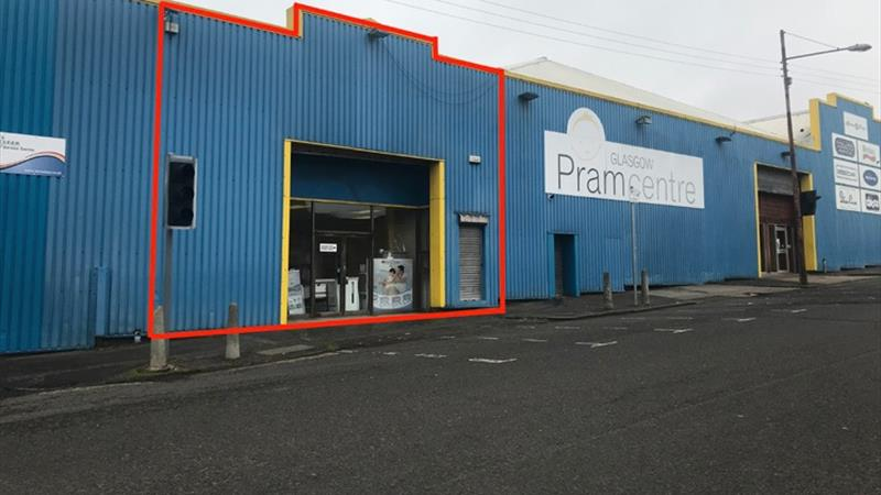 Large Warehouse with Retail Consent