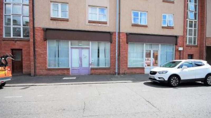 Retail Unit With Potential To Subdivide