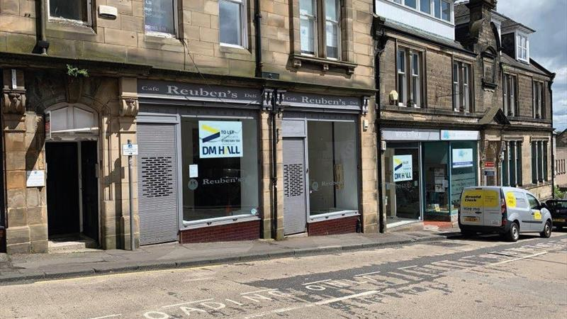 Retail Premises In Town Centre Location