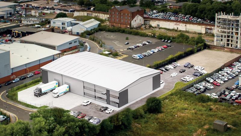 New Build Industrial Unit