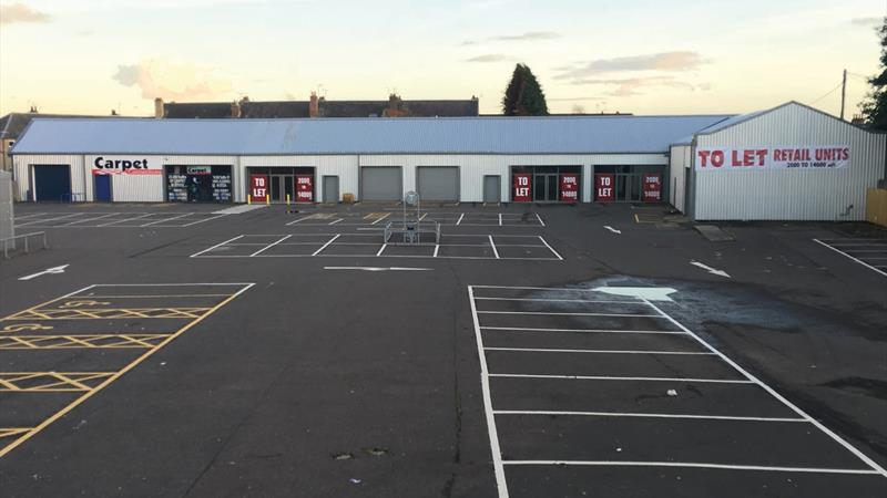 Former Supermarket With Ample Parking