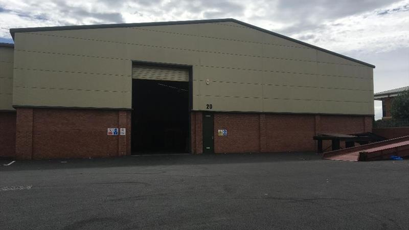Industrial / Warehouse Unit with to Let
