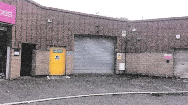Mid Terraced Industrial Unit