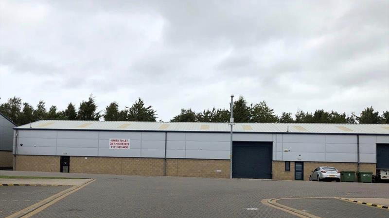 INDUSTRIAL UNIT - TO LET