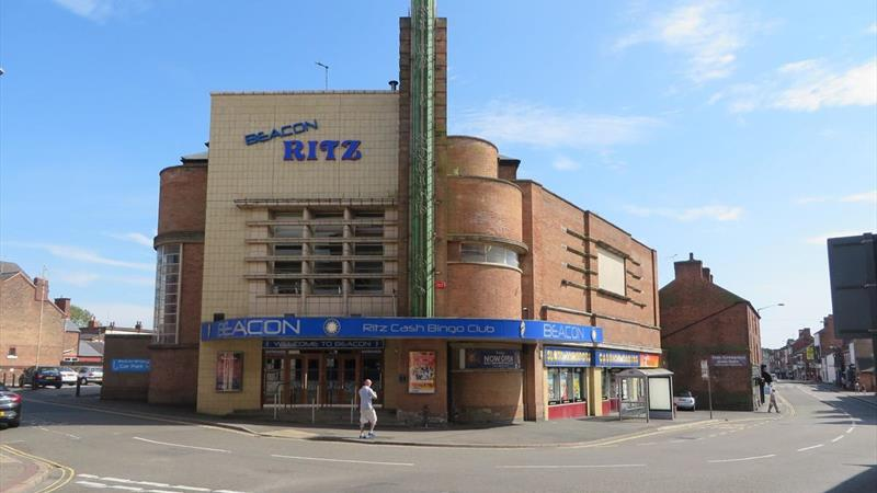 Former Art Deco Cinema With Parking To The Rear