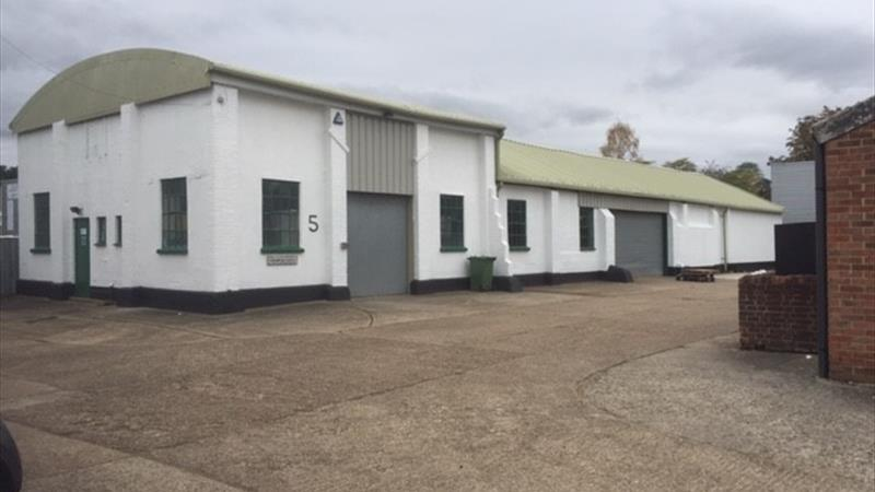 5 Twyford Road Industrial Estate