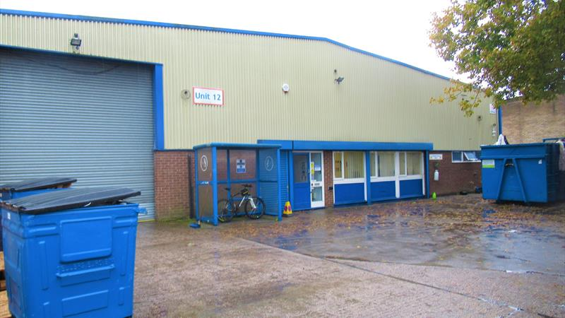 Modern Warehouse for Sale