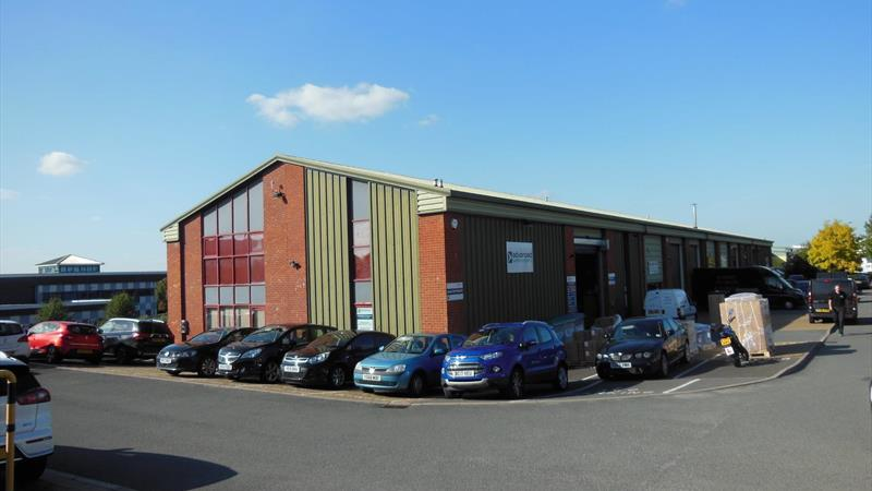 Industrial Premises With Well-Equipped Offices