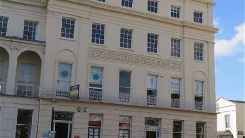 Three Office Suites within Listed Building