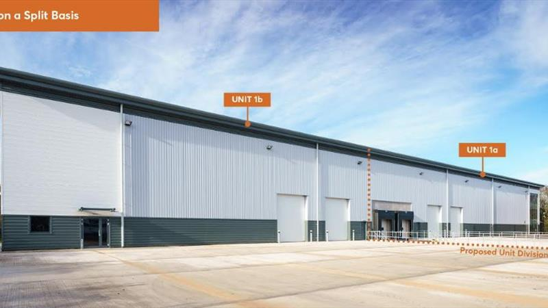 New Warehouse With 24 hour Access