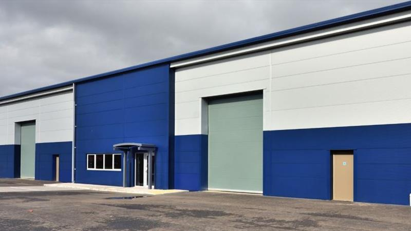 Industrial Unit With Excellent Transport Links