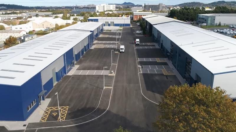New Build Industrial Units On Secure Site