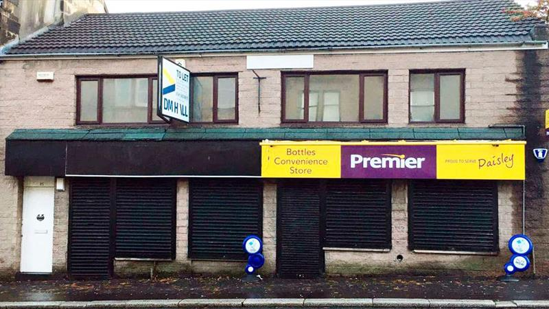 Business Premises Suitable For A Variety Of Uses