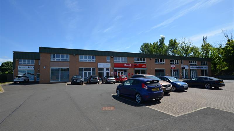 OFFICE - TO LET/MAY SELL