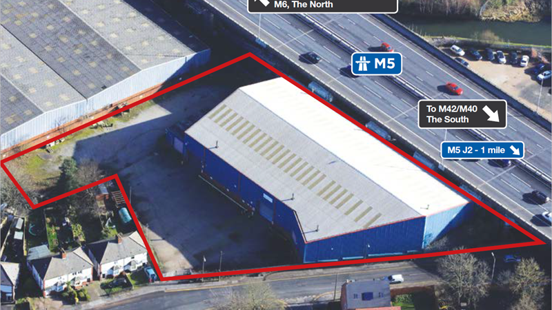 TO LET - Self Contained Industrial/Warehouse Prope