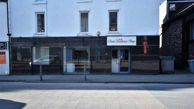 Shop/Office In Town Centre Location