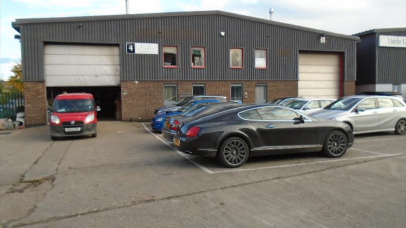 Units 3-6 Haslemere Industrial Estate