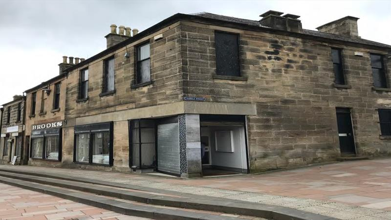 Retail Premises With Development Potential